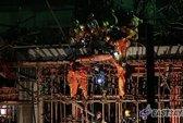 Trung Quốc: Sập giàn giáo, 23 người thương vong