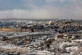 Bão tuyết bất thường ở Trung Đông