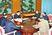 Ông Kim Jong-un thề sẽ bảo vệ đất nước
