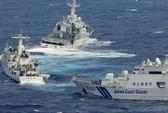 Trung Quốc thả một loạt phao gần Senkaku