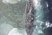 Mỹ quyết tháo dỡ tàu phá mìn kẹt ở Philippines