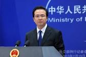 Trung Quốc trả công hàm thông báo kiện cho Philippines