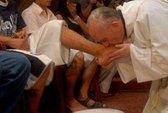 Tân Giáo hoàng Francis sẽ rửa chân cho tù nhân
