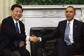 Điện mừng tân Chủ tịch Trung Quốc, Tổng thống Mỹ bàn về Triều Tiên