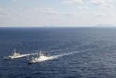 Trung Quốc thừa nhận chĩa radar tàu Nhật