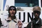 Lực lượng giữ gìn hòa bình LHQ bị bắt cóc