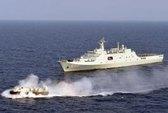 Trung Quốc tập trận đổ bộ sát Malaysia