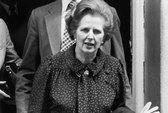 WikiLeaks tiết lộ sự trỗi dậy của bà Thatcher