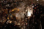 Ấn Độ: Sập nhà đang xây, 40 người chết