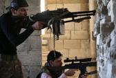 Quân nổi dậy Syria giành quyền kiểm soát phía nam