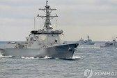 Hàn Quốc tung tàu khu trục bám tên lửa Triều Tiên