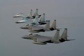 Trung Quốc tung chiến đấu cơ, Nhật cho F-15 cất cánh khẩn cấp