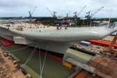 Ấn Độ hạ thủy tàu sân bay tự chế đầu tiên