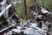 Tìm thấy xác máy bay mất tích 1 năm