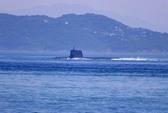 Phát hiện tàu ngầm lạ gần lãnh hải Nhật Bản
