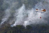 Máy bay quân sự Mỹ rơi ở Nhật