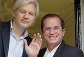 Ông Assange sẽ tị nạn suốt 5 năm?