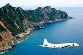 Nhật cử lực lượng đánh chặn máy bay Trung Quốc