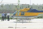 Cướp trực thăng đầu tiên trong lịch sử Trung Quốc hiện đại