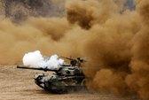 Triều Tiên giảm quy mô tập trận