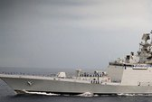 4 tàu chiến Ấn Độ đến Philippines