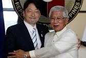 Nhật cam kết kề vai sát cánh với Philippines