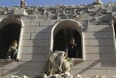 Quân đội Assad oanh tạc vào Homs