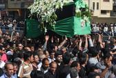 Iran: Đưa tang biến thành biểu tình chống chính phủ