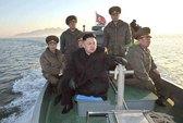 Triều Tiên đưa tàu chiến áp sát ranh giới biển liên Triều