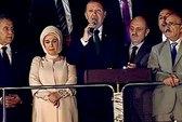 """""""Khủng bố tham gia biểu tình ở Thổ Nhĩ Kỳ"""""""