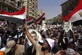 Quân đội Ai Cập dọa bắn người biểu tình