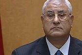 Ai Cập đã có tổng thống lâm thời