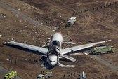 Vụ máy bay bốc cháy ở Mỹ: Phi công ít kinh nghiệm với Boeing 777