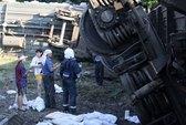 Nga bác tin tàu hỏa trật bánh do khủng bố