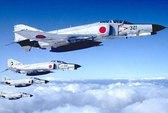 Máy bay Nhật – Hàn rượt đuổi chiến đấu cơ Nga