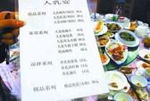 Trung Quốc: Hối lộ quan chức bằng tiệc sữa mẹ