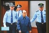 """Tử hình """"treo"""" cựu Bộ trưởng Đường sắt Trung Quốc"""
