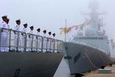 """Mỹ - Nhật tập trận """"đáp trả"""" Nga - Trung"""