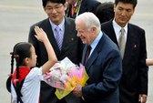 """Triều Tiên """"trải thảm đỏ"""" với cựu tổng thống Mỹ"""