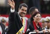 "Tổng thống Venezuela ""lên xe hoa"""