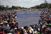 Campuchia công bố kết quả bầu cử chính thức