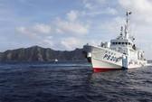 """Nhật """"đáp lễ"""" tàu Trung Quốc ở Senkaku/ Điếu Ngư"""