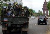 Thủ tướng Hun Sen bắt tay thủ lĩnh đối lập Campuchia