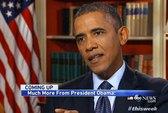 Ông Obama: Syria là bài học cho Iran