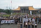 Dân Đài Loan biểu tình, Nhật tẩy chay Google Maps