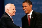 Tổng thống Obama vận động ông McCain tấn công Syria