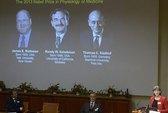 Nobel Y học đã có chủ