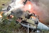 Trực thăng quân sự Nga bốc cháy; xả súng ở Mỹ
