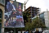 Iran gỡ poster bài Mỹ