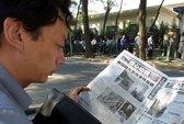 Báo Trung Quốc đăng lời đòi thả phóng viên trên trang bìa